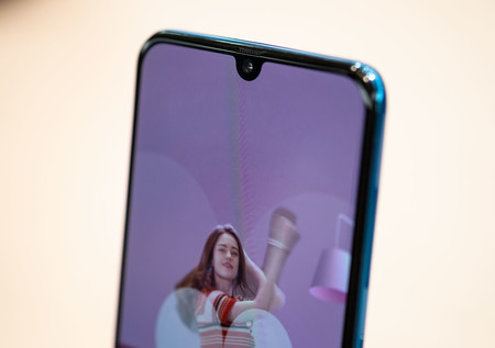 Samsung Galaxy A50 Notch