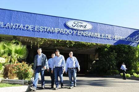 Ford suspende dos veces en una semana la producción de su planta de Hermosillo, México; los empleados recibirán el 75% de su sueldo