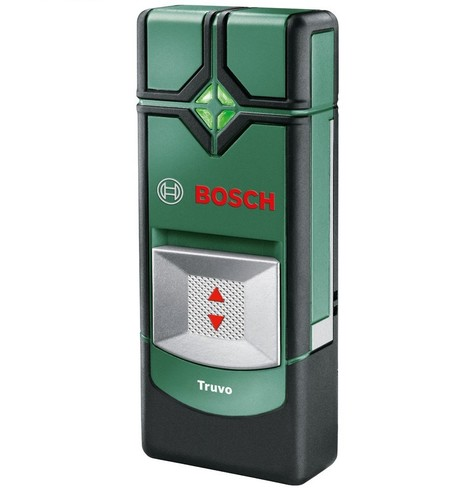 Taladra sin miedos gracias al mini detector de metales Truvo de Bosch: ahora 33,59 euros en Amazon con envío gratis