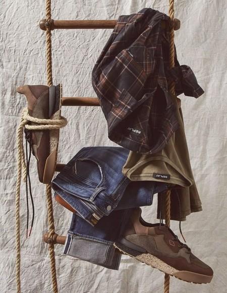 REPLAY nos adelanta la que será tu colección favorita de calzado para este otoño-invierno