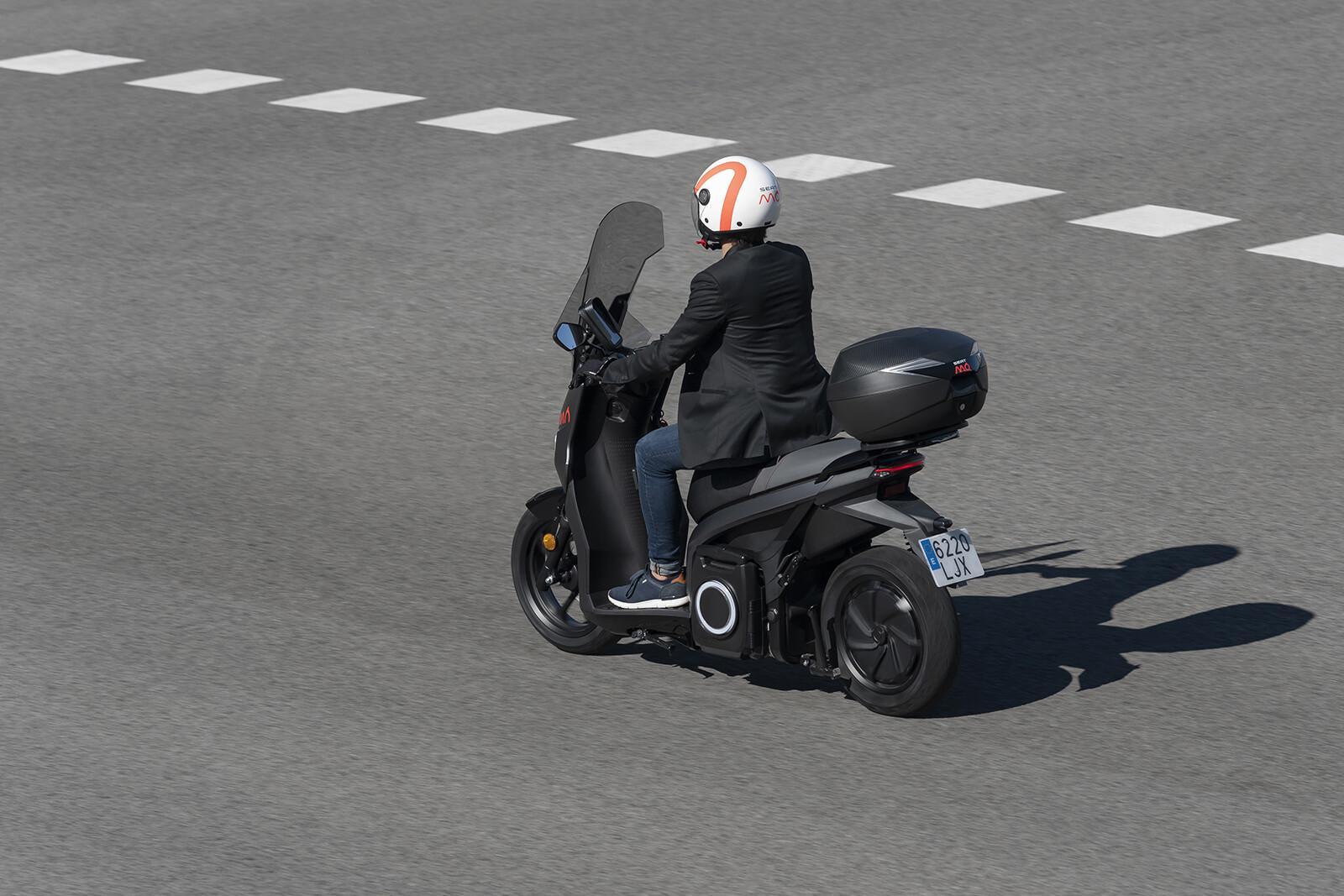 Foto de SEAT MÓ eScooter 125 (60/81)