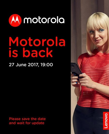 Motorola evento junio 2017