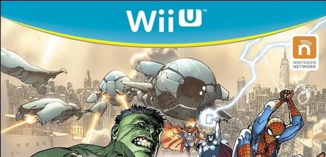 Carátula oficial de un juego de Wii U