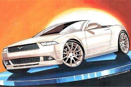 2010 Ford Mustang de Auto Motor Und Sport