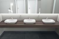 Versatilidad, ligereza visual  y sencillez formal en los baños de Casa Decor Madrid 2013