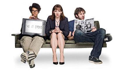 I.T. Crowd vuelve con tercera temporada