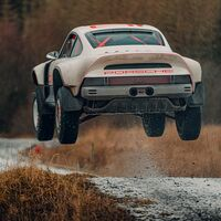 ¡Gracias, Singer! El vídeo del Porsche 911 restomod de rally sin música ni efectos especiales va a ser de lo mejor de 2021