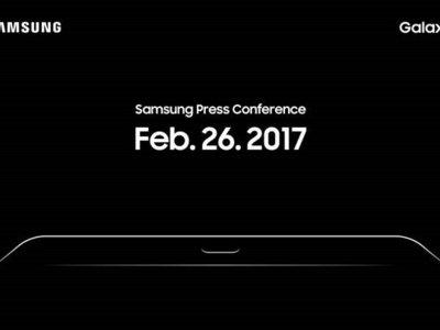 Sigue en directo la presentación de Samsung con nosotros (MWC17)