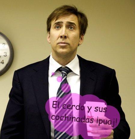Boquitas de Piñon: Nicolas Cage y el sexo de los animales