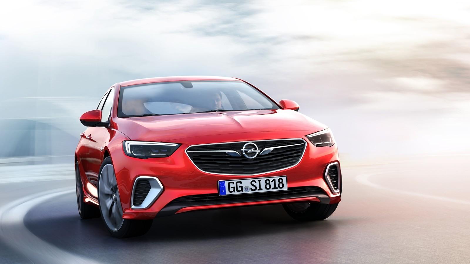 Foto de Opel Insignia GSi 2018 (2/7)
