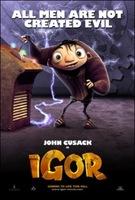 John Cusack, Steve Buscemi y John Cleese, voces originales de 'Igor'