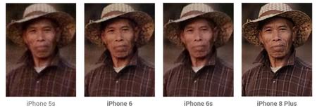 Del Iphone 5s Al 8 Plus