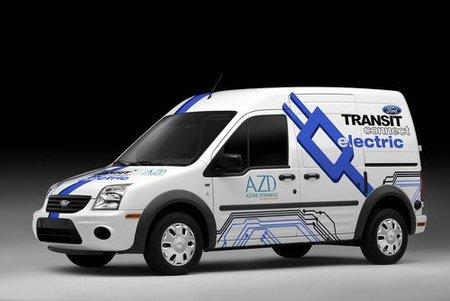 Ford Transit BEV