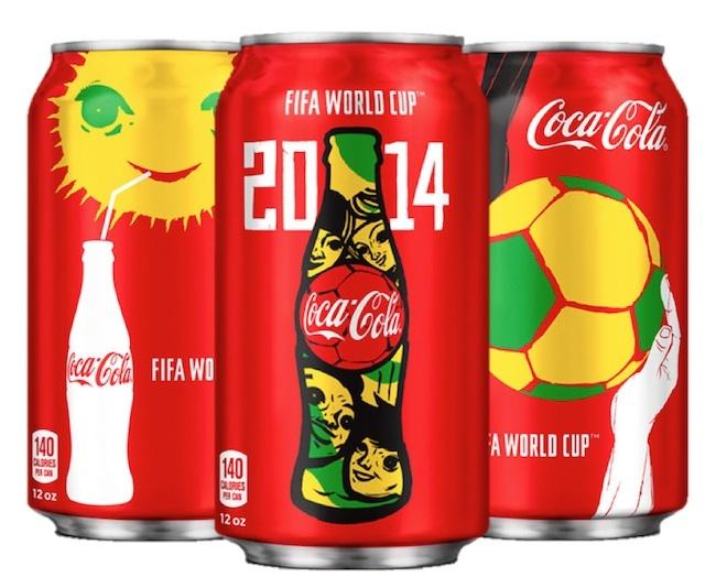 Coca-Cola Mundial de Fútbol 2014