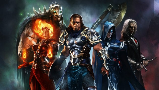 Magic The Gathering Mmo Juego Rol Online