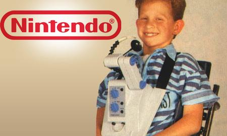 'Hands Free', el control para minusválidos de Nintendo para la NES original
