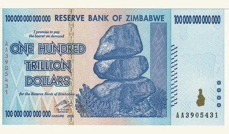 Zimbabwe Trillion 3 Crop