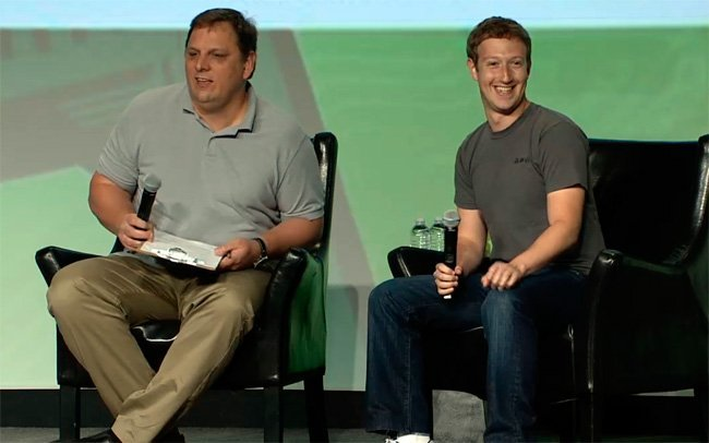 Zuckerberg TechCrunch