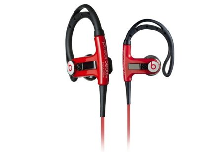 PowerBeats, lujosos auriculares deportivos