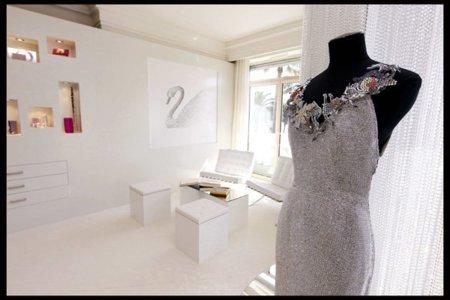 Swarovski estrena Fashion Suite en el el Festival de Cannes 2011