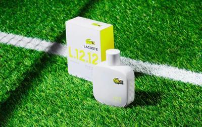 Lacoste homenajea a su mítico polo de tenis con un nuevo perfume