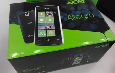 Acer podría presentar un smartphone con Windows 10 en la MWC 2015