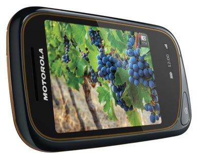Motorola Wilder, asequible y resistente
