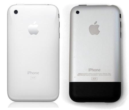 iPhone 3G, cuestión de tamaños