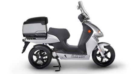 Serie T de Govecs, la scooter eléctrica para profesionales