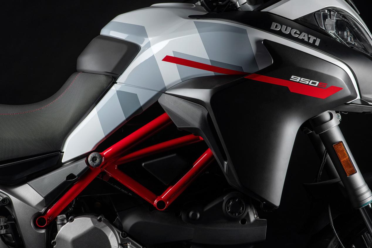 Foto de Ducati Multistrada 950 S GP White 2020 (1/8)