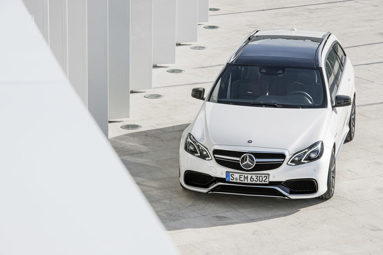 Foto de Mercedes-Benz E 63 AMG 2013 (21/31)