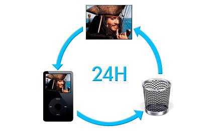 iTunes 7.6 traerá el alquiler de peliculas