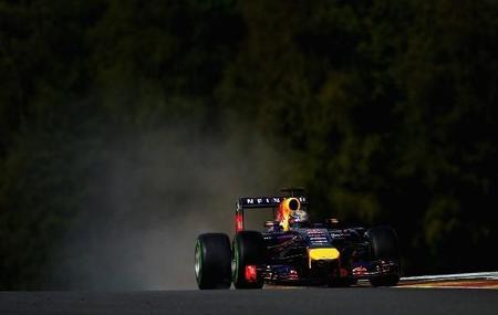 Gran Premio Bélgica: una de cal y una de arena (clasificación)