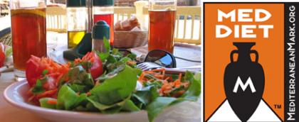 Med Diet, nuevo símbolo que identifica los productos de la dieta mediterránea