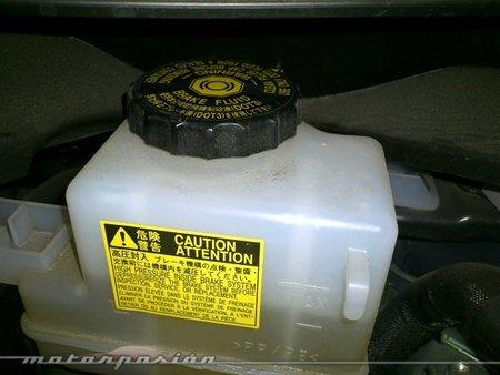 Depósito líquido de frenos