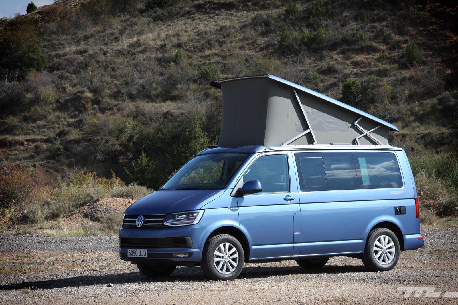 Foto de Volkswagen California T6 (prueba) (17/34)