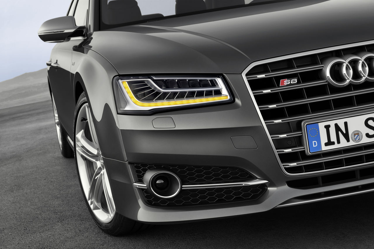 Foto de Audi A8 2013 (53/67)
