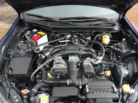 Prueba Toyota Gt86 Motor