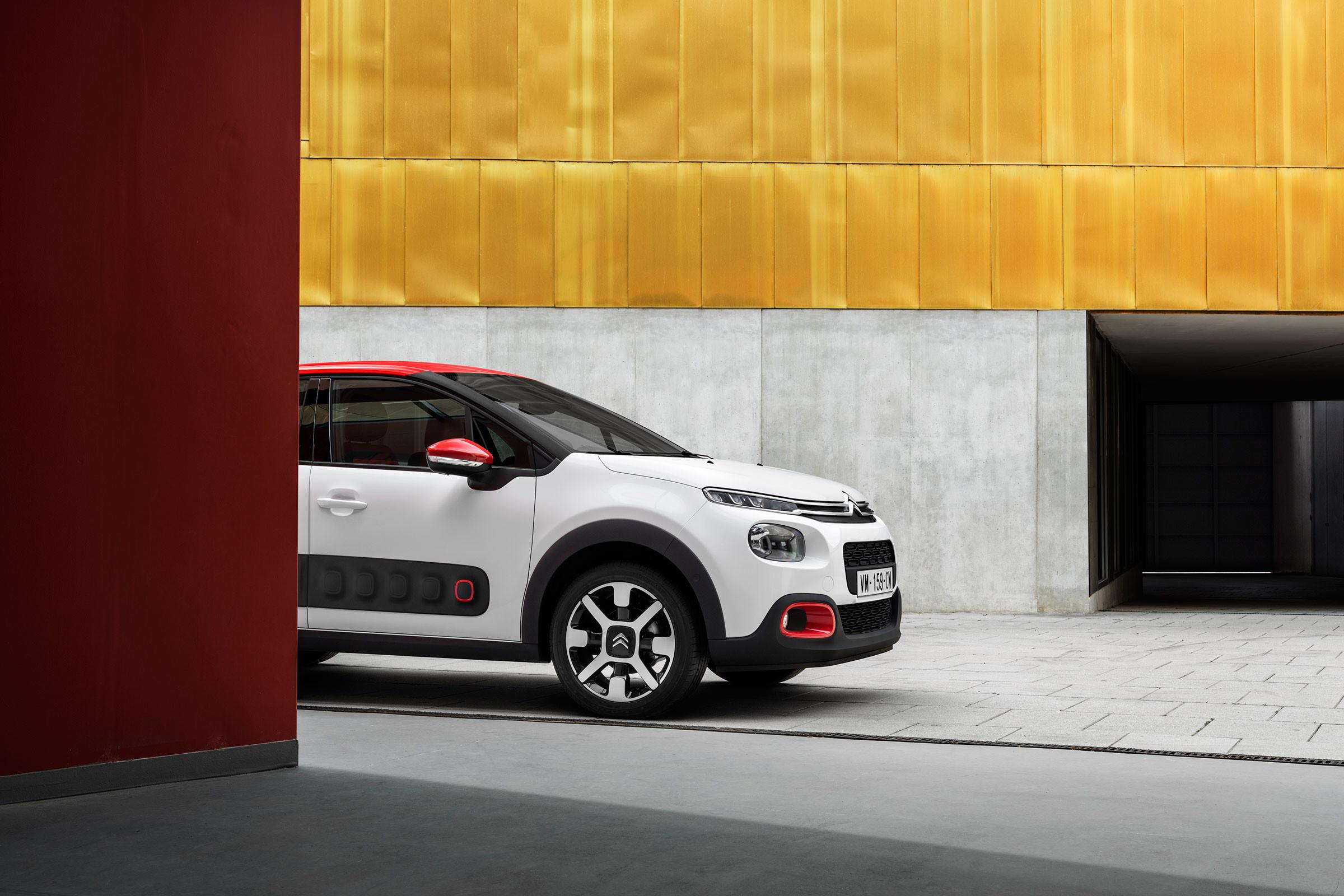 Foto de Citroën C3 (13/16)
