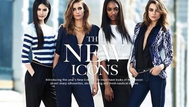 ¿Quiénes son los nuevos iconos de H&M? Jourdan Dunn es uno de ellos