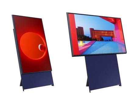 Samung trae su televisión The Sero a México: pantalla QLED 4K giratoria para ver contenido en vertical, este es su precio