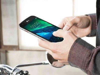 LG X Venture, el primer smartphone todo terreno de LG con certificación militar