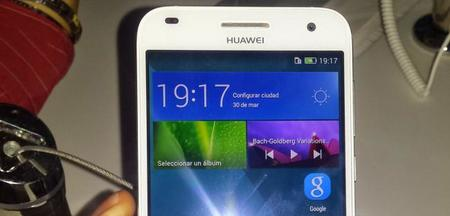 Huawei Ascend G7, primeras impresiones