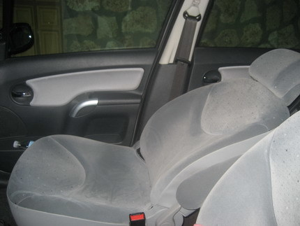 Dormir en el coche
