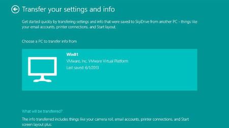 Filtrado un nuevo asistente de transferencia de Windows 8.1