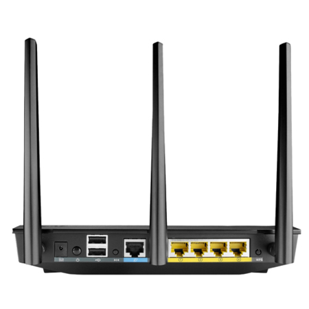 ASUS router de doble banda