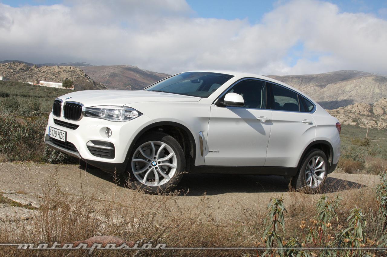 Foto de BMW X6 2014 (toma de contacto) (2/14)