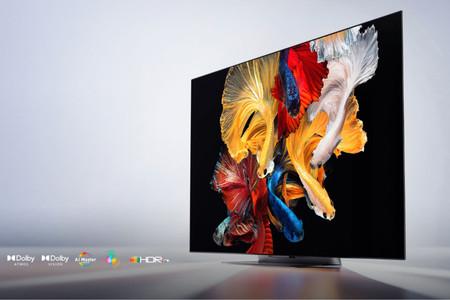Xiaomi TV Master 65 OLED: la nueva tele de Xiaomi da el salto al OLED, apuesta por HDMI 2.1 y tiene 120 Hz