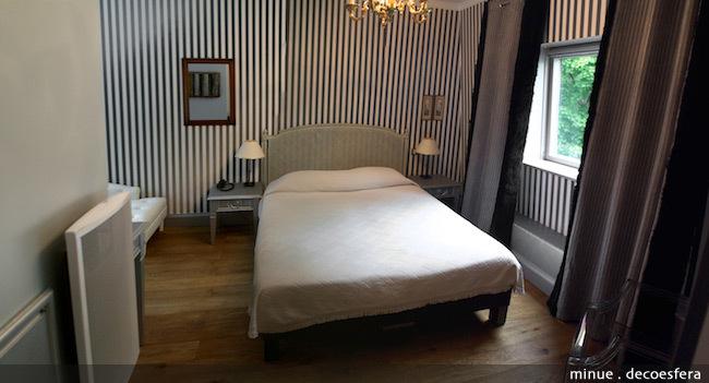 Château Tertres, historia, tranquilidad y diseño en tu habitación