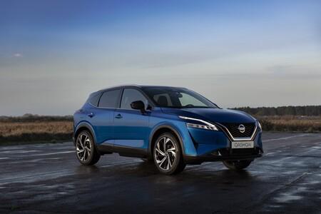 Nissan Qashqai 2021 01